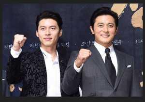 Jang Dong Gun Ungkap Pengalaman Syuting Bareng Hyun Bin