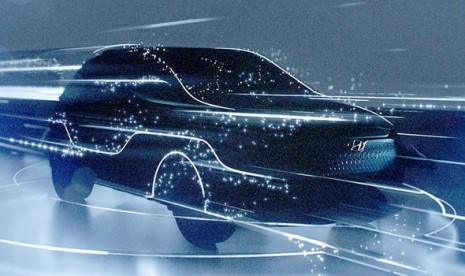 Kona Electric, Mobil Listrik Hyundai Saingan Tesla Model X