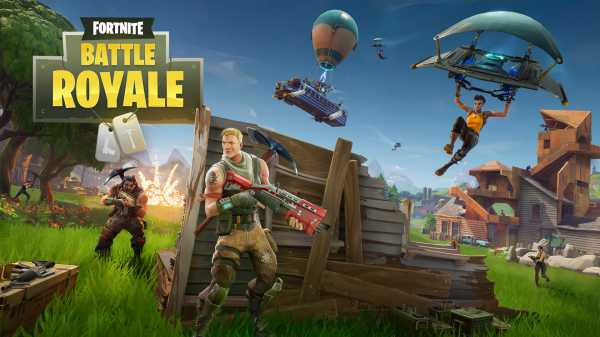 Fortnite Battle Royale Kini Hadir di iOS