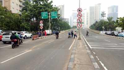 Penilangan via CCTV Bagi Pengendara di Jakarta Belum Akan Dilaksanakan