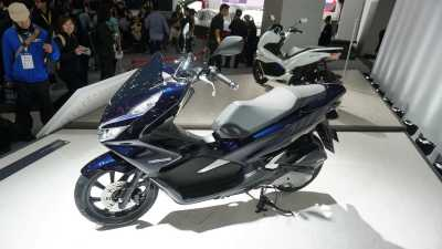 Harga Honda PCX Tembus Rp 40 Juta, Lalu Versi Hibridanya Berapa?