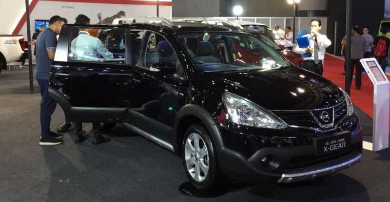 Kembaran Xpander dari Nissan Meluncur, Grand Livina Diskontinu?