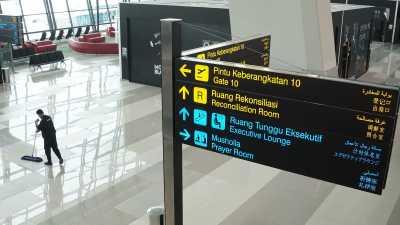 5 Syarat Taksi Online Boleh Angkut Penumpang di Bandara Soetta
