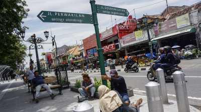 Pasang Harga Tak Wajar PKL di Malioboro Yogyakarta Diskors