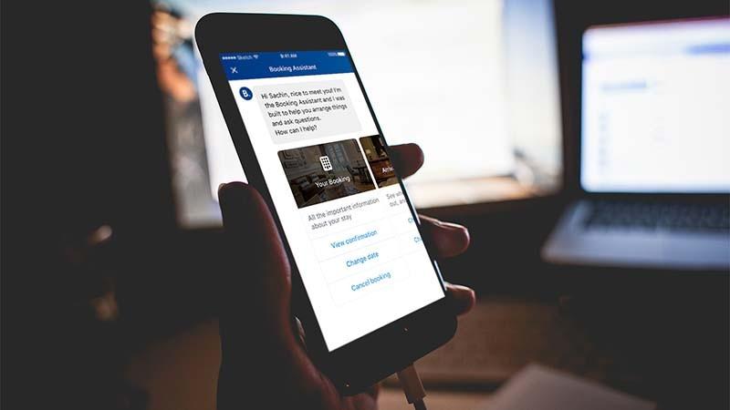 Booking.com adopsi teknologi Artificial Intelligence