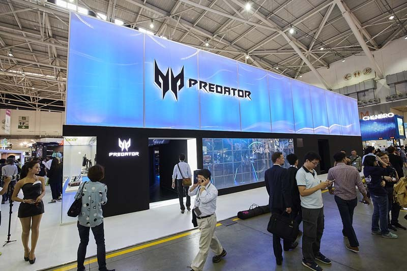 Acer Perkuat Lini Notebook Gaming