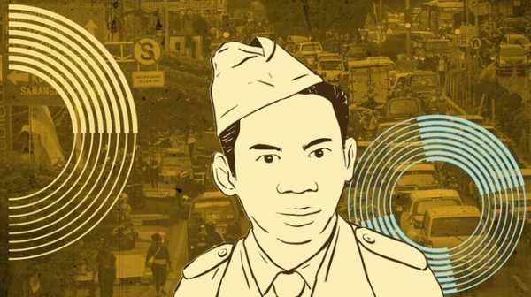 Sejarah Hidup Margonda, Pejuang yang Mati Muda di Front Kalibata