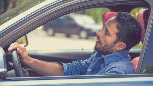 Mewaspadai Microsleep yang Bisa Bikin Kecelakaan Fatal