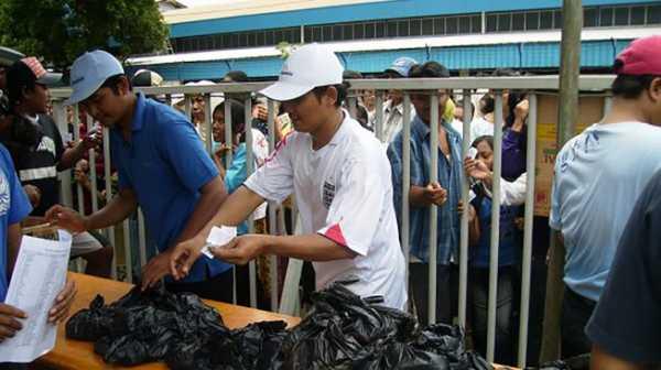 Amankah Kantong Kresek untuk Membungkus Daging Kurban?
