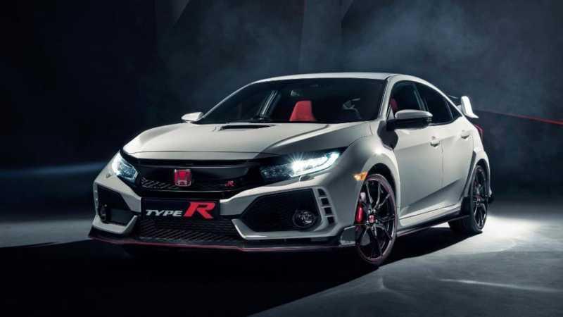 All New Honda Civic Type-R Diluncurkan