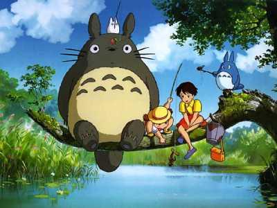 Studio Ghibli Akan Dirikan Taman Ria Totoro