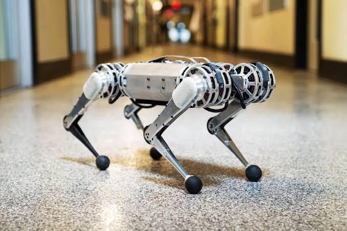 Kocak, Robot Mini Chettah Bisa Salto, Lihat Videonya!