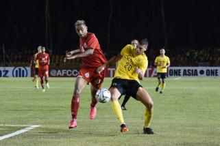 Jadi top skor Piala Presiden pacu semangat Bruno Matos hadapi Liga-AFC