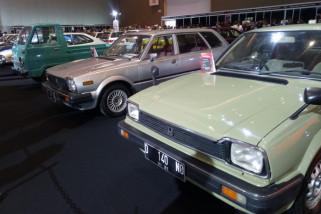 3.000 mobil dari 24 komunitas tumpah ruah di Honda Fastival 2018