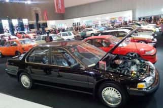 Mulusnya Honda Maestro Berumur 27 tahun, Baru Jalan 14km