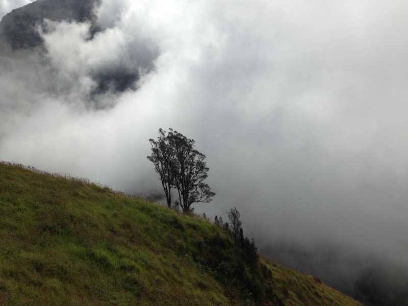 Tempat Rahasia, Goa Susu dan Kolam Air Panas Rinjani