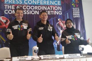 Pawai Obor Asian Para Games Dimulai 5 September