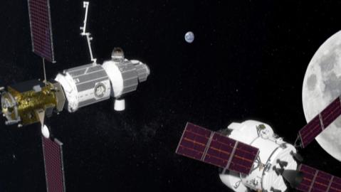 Tahun 2024, Astronot NASA akan Tinggal di Bulan