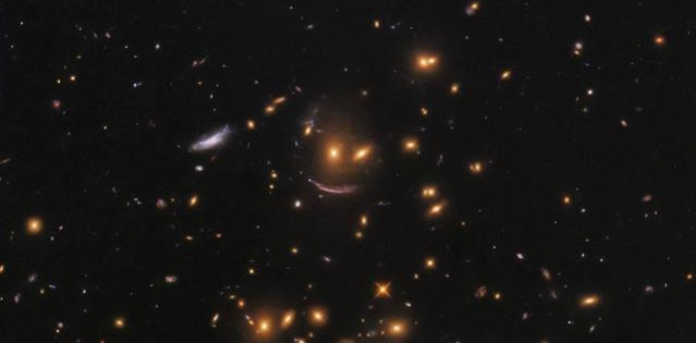 Wow! NASA Temukan Galaksi Berbentuk 'Smile Face'
