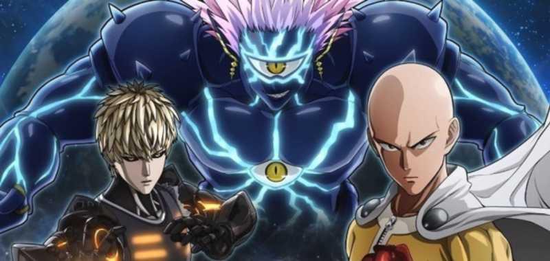 Bandai Namco Garap Game Adaptasi Komik One Punch Man