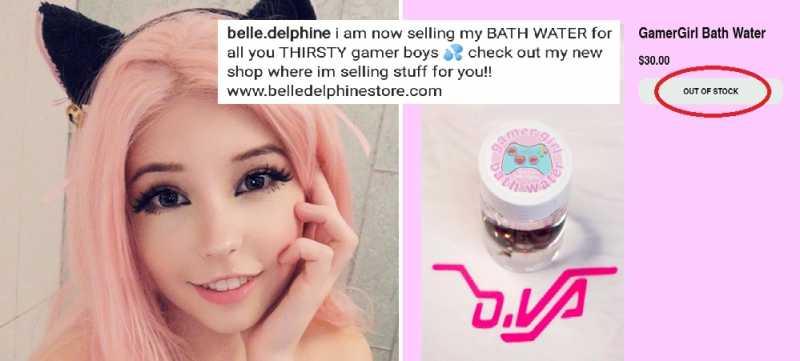 Konyol, Air Bekas Mandi Dijual Rp 423 Ribu di Instagram, Sehari Ludes