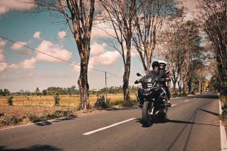 Darius dan Donna Agnesia Bakal Menjelajah Naik Motor ke Himalaya