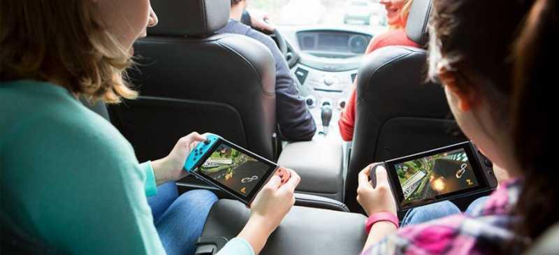 Nintendo Digugat Gara-gara Masalah di Joy-Cons