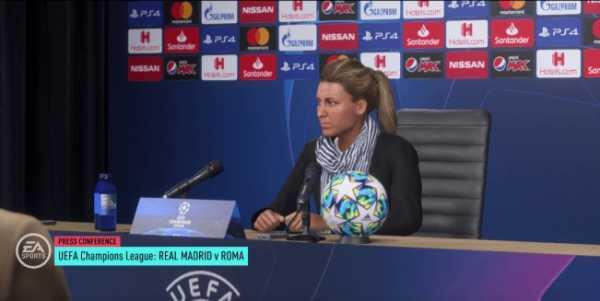 Akhirnya, Ada Manajer Wanita di Mode Career FIFA 20