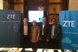 ZTE Pamerkan Inovasi 5G di IndonesiaI