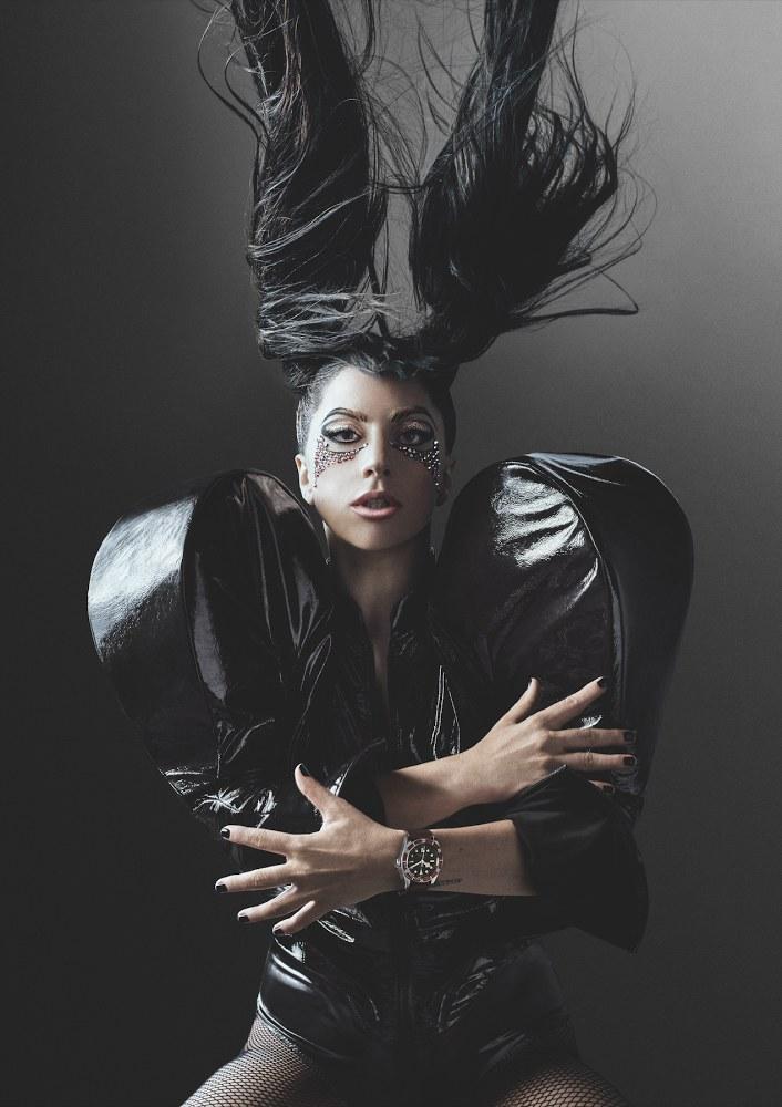Lady Gaga Menjadi Wajah Baru Tudor