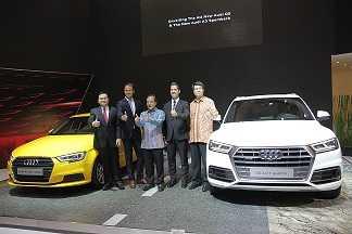 Diluncurkan, Ini Mobil Audi Seharga 500 Jutaan