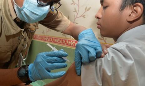 IDAI: Kasus Difteri di Indonesia Terbesar di Dunia
