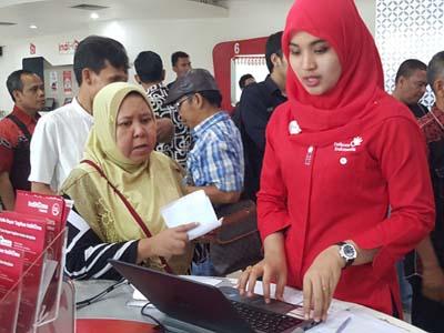 Telkom Berikan Internet Gratis di Halal Park GBK