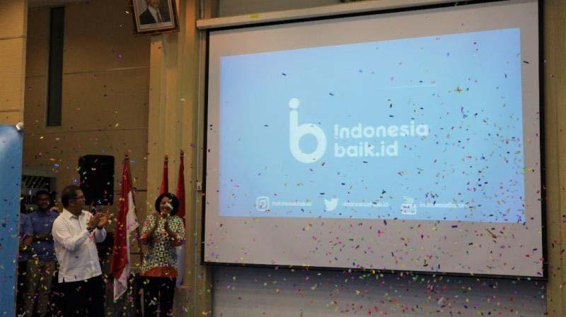 Kominfo hadirkan situs indonesiabaik.id
