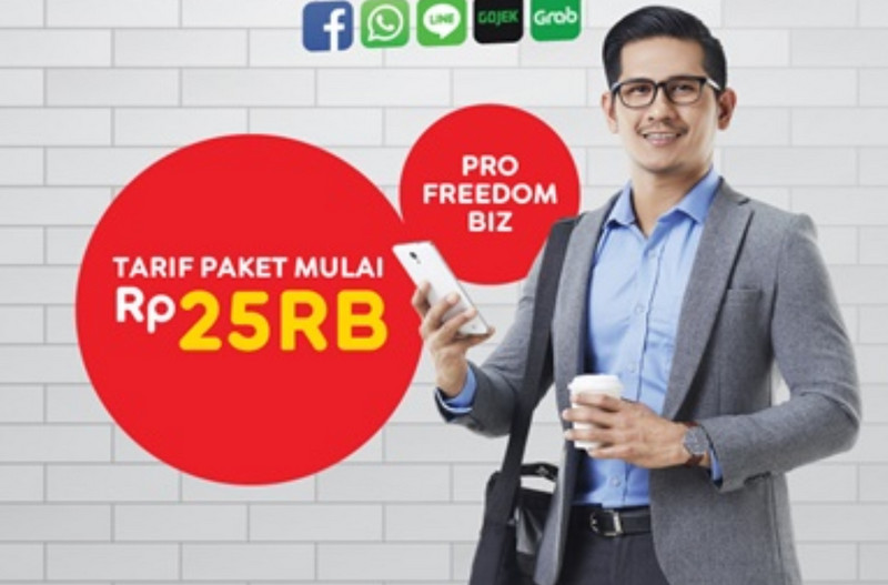 Layani Pelanggan Korporasi, Indosat Rilis Paket Pro Freedom Biz