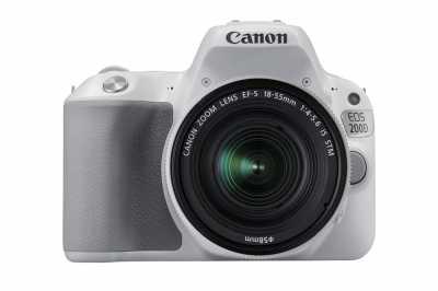 Ini Dia Kamera DSLR Mungil Terbaru Dari Canon
