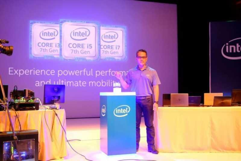 Intel Resmikan Kehadiran Keluarga Prosesor Intel Kaby Lake di Indonesia