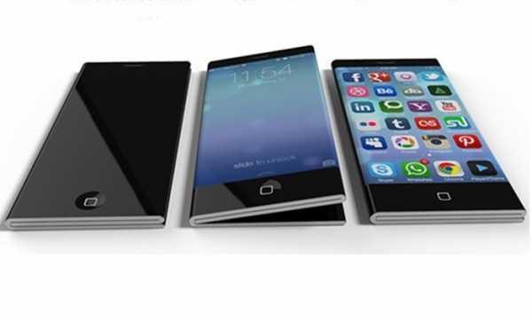 iPhone Nanti Bisa Dilipat dan Dikendalikan Mata