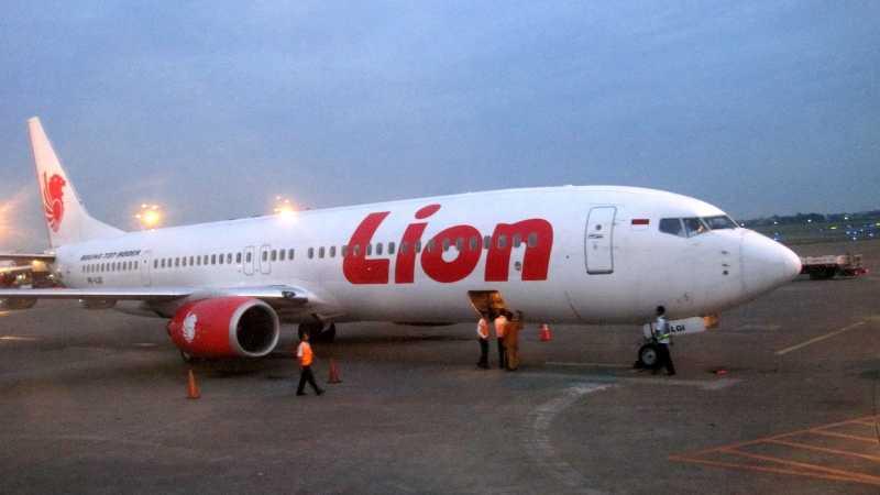 Australia Larang Pejabatnya Gunakan Lion Air