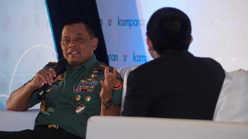 Mengapa Jenderal Gatot Harus Diberhentikan?