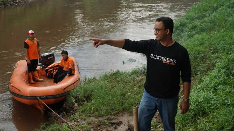Vertical Drainase, Cegah Banjir Meluas di Jakarta