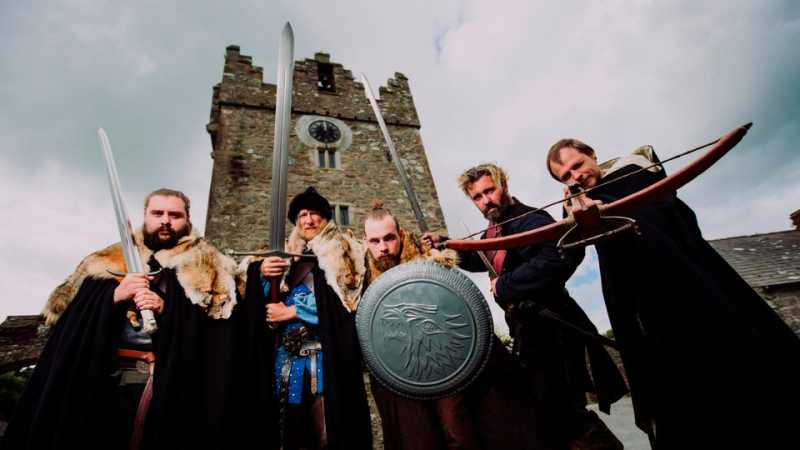 Game of Thrones Festival, Cara Baru ke Winterfell di Irlandia Utara