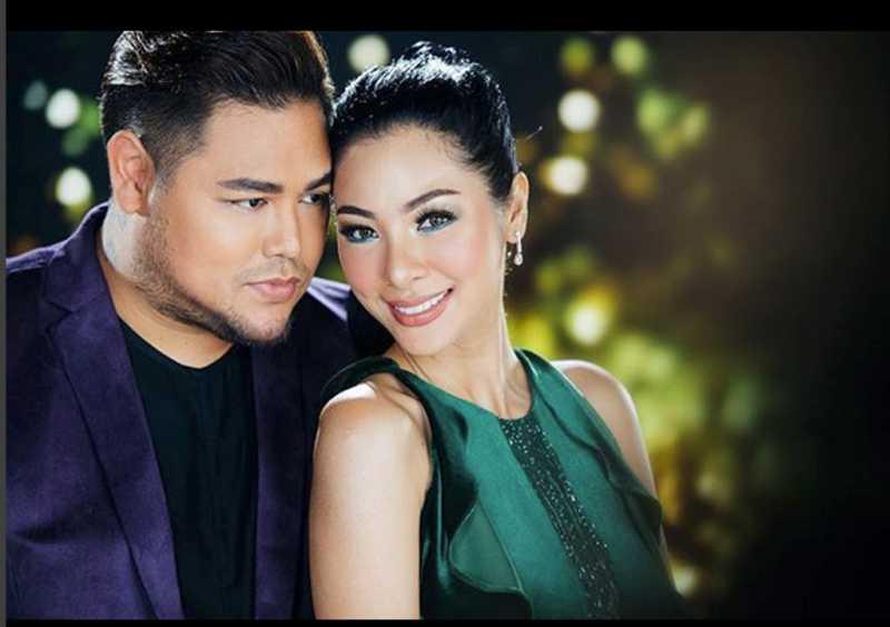 Ruben Onsu Ingatkan Ivan Gunawan Pacaran dengan Faye Malisorn