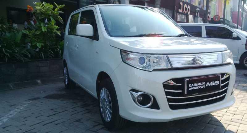 Bocoran Suzuki Karimun Wagon R Terbaru