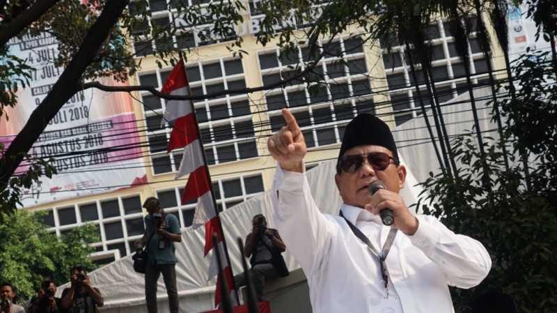 8 Pernyataan Kontroversial Prabowo di Seminar Paradoks Indonesia
