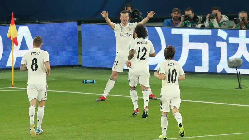 Hat-Trick Bale Warnai Kemenangan Real Madrid atas Kashima Antlers