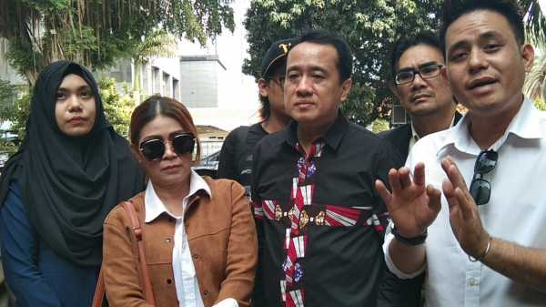 Kasus Wanpreatasi Baim Wong, Izzhy Audiagla Dicecar 15 Pertanyaan Oleh Penyidik