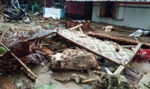 BNPB : Korban Tsunami Selat Sunda Capai 168 Jiwa
