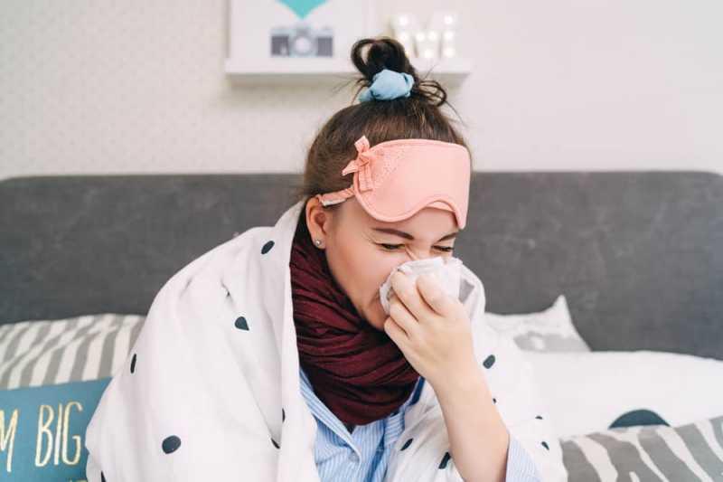 Jangan Tertukar, Ini Bedanya Flu dan Pilek Biasa