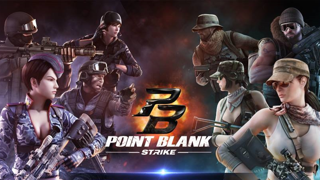 Point Blank Geser Mobile Legends Sebagai Top Free Games di Google Play